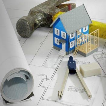 طراحی معماری بازسازی ساختمان