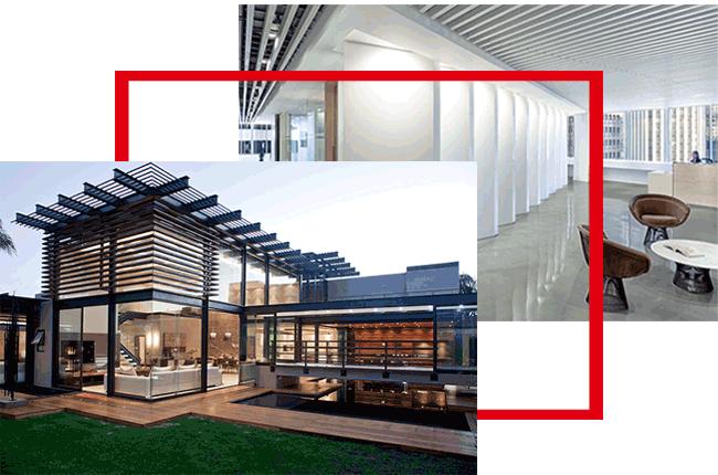 طراحی معماری ساختمان نوین