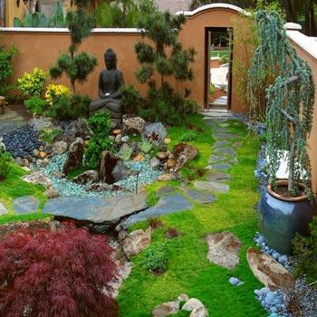 طراحی معماری فضای سبز